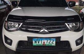 Sell 2013 Mitsubishi Strada Manual Diesel in Santiago