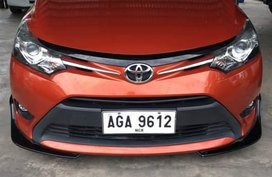 Sell 2015 Toyota Vios Automatic Gas in Santiago