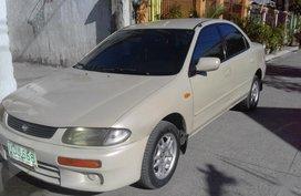 Selling 2nd Hand Mazda 323 1996 Manual Gasoline at 130000 km in San Mateo