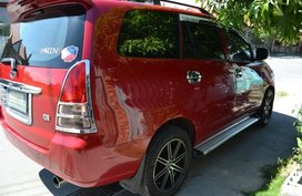 Selling 2nd Hand Toyota Innova 2007 in Cabuyao