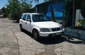 Selling 2nd Hand Honda Cr-V 2001 in Biñan