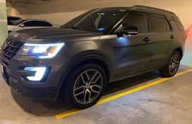 Selling Ford Explorer 2016 Automatic Gasoline in Pasig