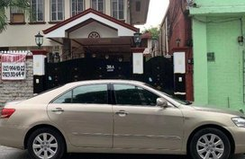2nd Hand Toyota Camry 2008 Automatic Gasoline for sale in Quezon City