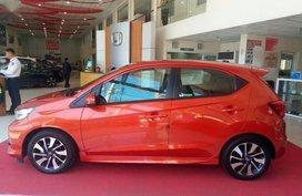 Selling Brand New Honda Brio 2019 Automatic Gasoline for sale in Marikina
