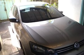 Selling Volkswagen Polo 2014 Manual Gasoline in Quezon City