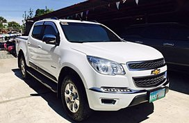 Chevrolet Colorado 2013 Automatic Diesel for sale in Mandaue