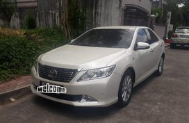 Selling 2nd Hand Toyota Camry 2014 in Quezon City