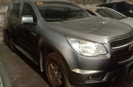Selling 2nd Hand Chevrolet Trailblazer 2016 in Quezon City
