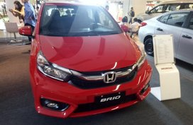 Selling Honda Brio 2019 in Quezon City