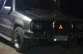 2nd Hand Mitsubishi L200 1992 Manual Diesel for sale in Batangas City
