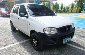 Selling 2nd Hand Suzuki Alto 2012 Manual Gasoline at 70000 km in Muntinlupa