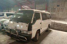 Sell 2nd Hand 2015 Nissan Urvan Van at 102412 km in Parañaque