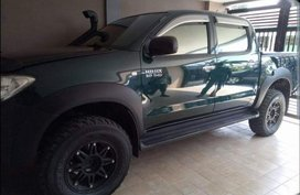 2nd Hand Toyota Hilux 2009 Manual Diesel for sale in Concepcion