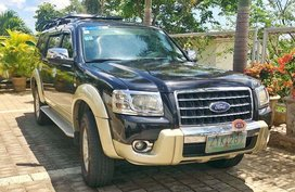 Selling Ford Everest 2009 at 130000 km in Marikina