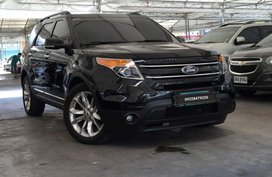 Selling 2nd Hand Ford Explorer 2013 in Manila