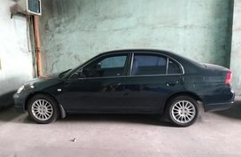 2nd Hand Honda Civic 2002 Automatic Gasoline for sale in Quezon City