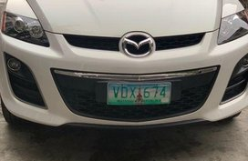 2nd Hand Mazda Cx-7 2011 for sale in Las Piñas