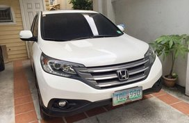 Selling 2nd Hand Honda Cr-V 2013 Automatic Gasoline in Quezon City