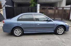 2nd Hand Honda Civic 2004 Automatic Gasoline for sale in Parañaque