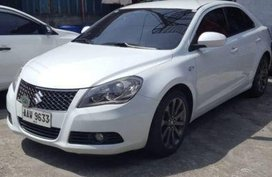Sell 2nd Hand 2014 Suzuki Kizashi Automatic Gasoline at 10000 km in Quezon City