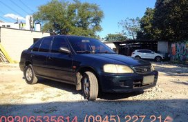 Selling 2nd Hand Honda City 2001 Manual Gasoline in Taguig