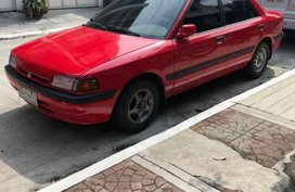 Selling 2nd Hand Mazda 323 1997 Manual Gasoline in Quezon City