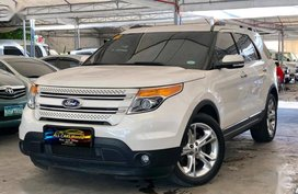 2nd Hand Ford Explorer 2015 Automatic Gasoline for sale in Makati