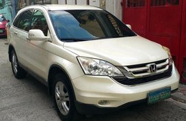 Selling 2nd Hand Honda Cr-V 2012 in Quezon City