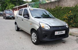 Suzuki Alto 2018 Manual Gasoline for sale in Quezon City