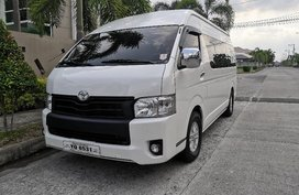 Selling 2nd Hand Toyota Hiace 2015 at 25000 km in Angeles