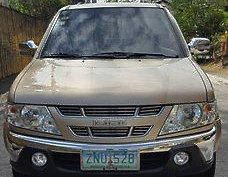 Beige Isuzu Crosswind 2008 for sale in Manual