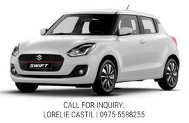 2019 Suzuki Swift Brand New White for sale in Muntinlupa