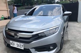 Selling 2nd Hand Honda Civic 2017 in Meycauayan