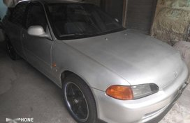 2nd Hand Honda Civic 1995 Manual Gasoline for sale in Taguig