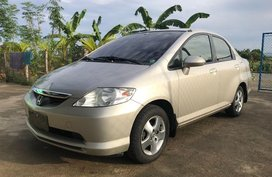 2nd Hand Honda City 2003 at 93000 km for sale in Santa Maria