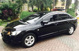 Selling 2nd Hand Honda Civic 2011 at 125000 km in Manila