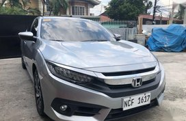 Selling 2nd Hand Honda Civic 2016 Automatic Gasoline at 30000 km in Quezon City