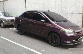 Selling Purple Honda City 2005 Automatic Gasoline
