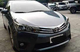 Sell Grey 2015 Toyota Corolla Altis at Automatic Gasoline at 43951 km in Pasig