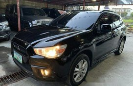Sell Black 2011 Mitsubishi Asx at Automatic Gasoline at 28348 km