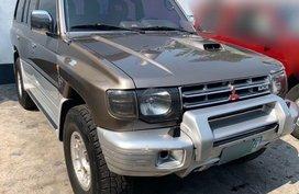 2nd Hand Mitsubishi Montero 1999 at 248000 km for sale in Muntinlupa