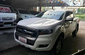 Selling White Ford Ranger 2017 at 22423 km in Gasoline Manual