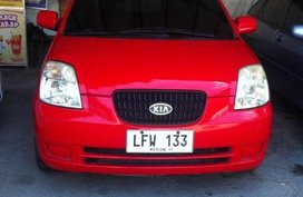 2nd Hand Kia Picanto 2006 Manual Gasoline for sale in Davao City
