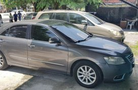 Sell 2nd Hand 2011 Toyota Camry Automatic Gasoline at 80000 km in Angeles