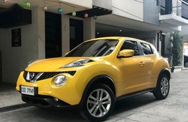 2nd Hand Nissan Juke 2017 Automatic Gasoline for sale in Pasig