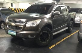 Selling 2nd Hand Chevrolet Colorado 2013 in San Juan