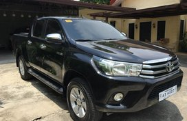 Selling 2nd Hand Toyota Hilux 2018 in Angeles