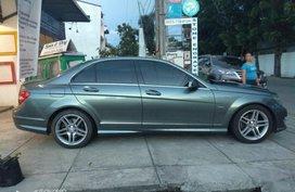 Selling Mercedes-Benz C200 2012 Automatic Gasoline in Santa Rosa