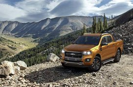 2019 Ford Ranger for sale in Las Piñas