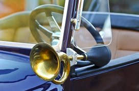 The history and importance of car horn
